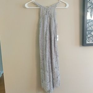 Brand New w/ tags grey colored dress